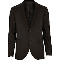 Black Jack & Jones Premium slim suit jacket
