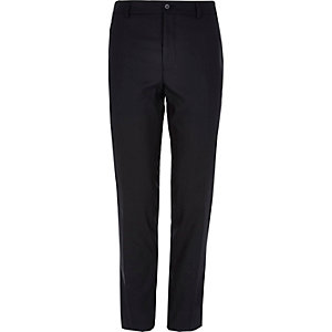 Black grey Jack & Jones Premium slim trousers