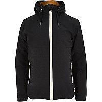 Navy Jack & Jones Premium hooded jacket