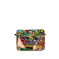 Marvel comics card holder wallet