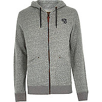 Grey Holloway Road hoodie