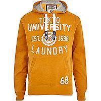 Yellow Tokyo Laundry University hoodie
