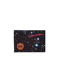 Black Mipac cosmos card holder