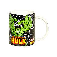 Marvel comics Hulk mug