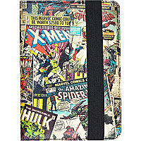 Marvel comics iPad mini case