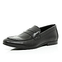Blackslip on loafers
