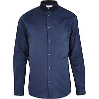 Navy Jack & Jones Premium shirt