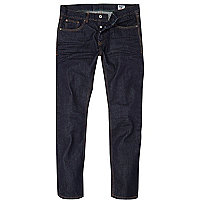Dark wash Bellfield slim jeans
