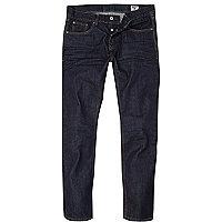 Dark wash Bellfield slim jeans