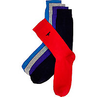Mixed dinosaur socks pack
