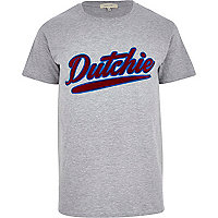 Grey dutchie t-shirt