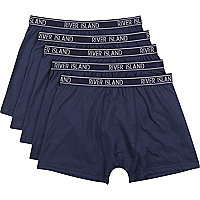 Navy RI boxer shorts pack