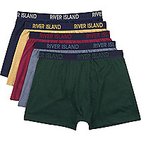 Mixed RI boxer shorts pack