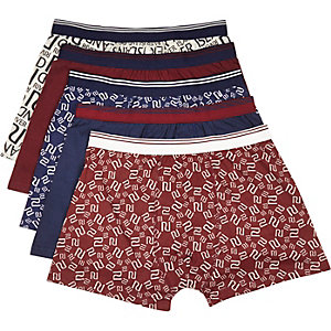 Mixed RI boxers pack