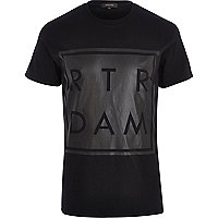 Black Rotterdam t-shirt