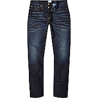 Dark wash Dylan slim jeans