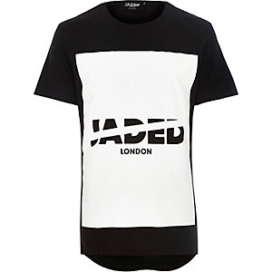 Black Jaded printed t-shirt