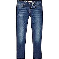 Dark wash Sid vintage skinny jeans