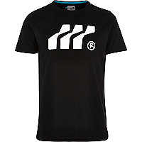 Black Boxfresh logo t-shirt