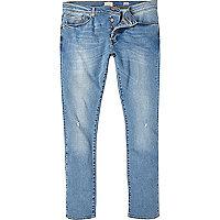 Light wash Danny superskinny jeans