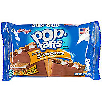 Frosted smores pop tarts