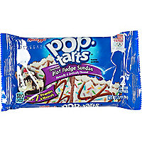 Frosted hot fudge sundae pop tarts