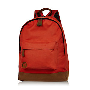 Red Mipac backpack