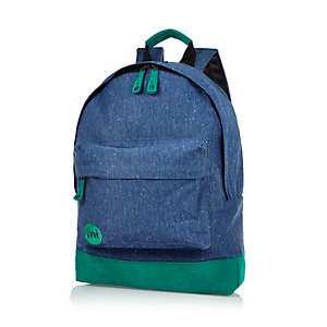 Blue Mipac jersey Backpack