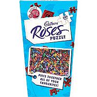 Cadbury Roses puzzle