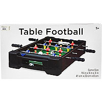 Fooseball tabletop game