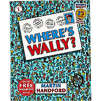 Wheres Wally book