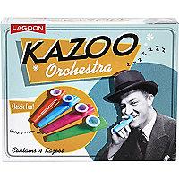 Kazoo pack