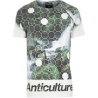 Green Anticulture nature t-shirt