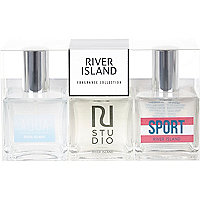 River Island miniature fragrance set