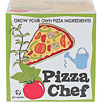 Pizza Chef grow pizza ingredients kit