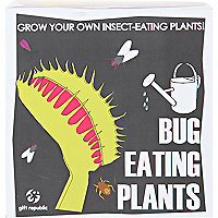 Grow your own bug eater