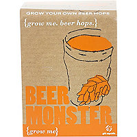 Grow your own beer monster