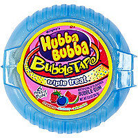 Hubba Bubba triple treat bubble gum