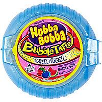 Hubba Bubba triple treat bubble gum