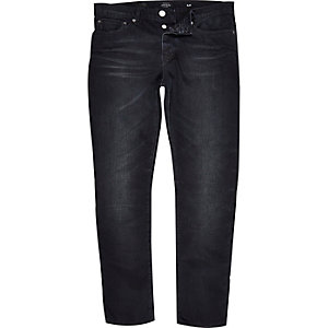 Black wash Dylan slim jeans