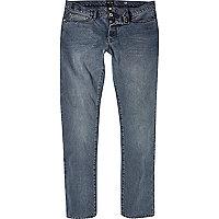 Grey wash Dylan slim jeans