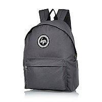 Grey Hype backpack