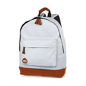 Light grey Mipac backpack