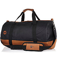 Black Mipac duffel bag