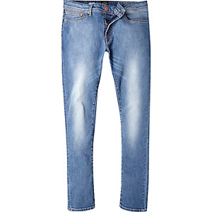Mid wash Danny superskinny jeans
