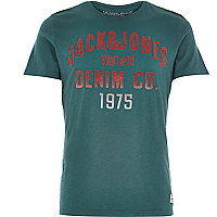 Green Jack & Jones Vintage t-shirt