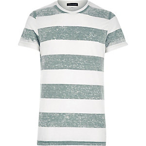 Faded blue Jack & Jones Vintage t-shirt