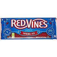 Vines original red twists candy