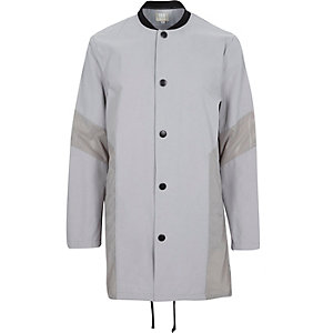 Grey RI Studio mac coat