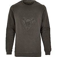 Black Jack & Jones Vintage rebel sweatshirt